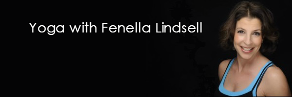 Introducing Fenella Lindsell yoga instructor for all ages and abilities