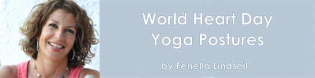 World Heart Day Yoga Postures