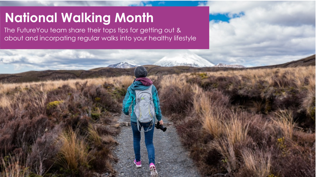 Walking Top Tips